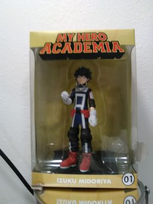 My Hero Academia Izuku Midoriya collectible action figure for Sale in Anaheim, CA