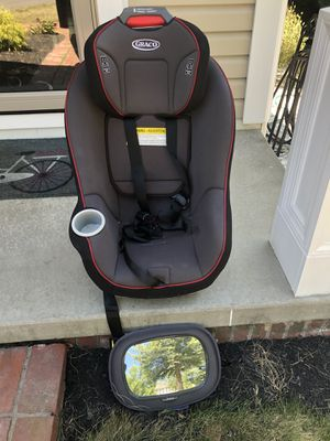 Car Seat rear and forward facing plus Mirror for Sale in Canonsburg, PA