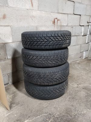 Good year tires like new with the rim set of 4!!! for Sale in Neenah, WI