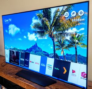 """LG 55"""" OLED 4K UHD SMART TV - 120HZ NATIVE - DOLBY VISION HDR - SUPER THIN!!! AMAZING COLORS! ➡️Negotiable⬅️ for Sale in Phoenix, AZ"""