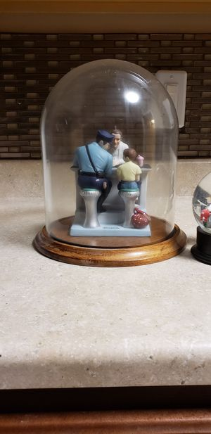 norman rockwell the runaway figurine for Sale in Cleveland, OH