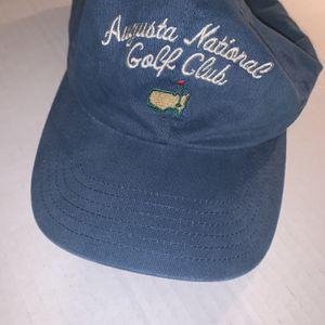 Augusta National Golf Club Adjustable Baseball Hat for Sale in Alexandria, VA