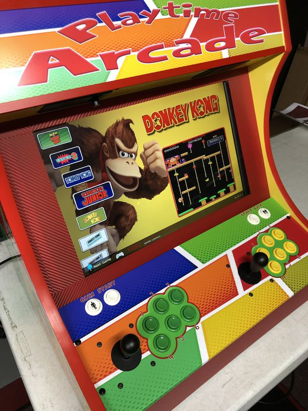 Bartop Arcade Fully Loaded! for Sale in Beaverton, OR - OfferUp