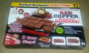 Red Copper Brownie Bonanza for Sale in Arlington, TX