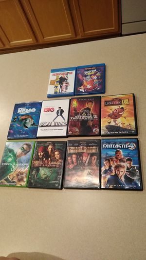 Kids/teens DVDs & Blu Ray for Sale in Peoria, AZ
