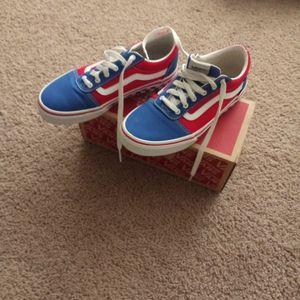 Vans Size 4 for Sale in Raleigh, NC