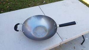 Large Chef cooking pan for Sale in Houston, TX