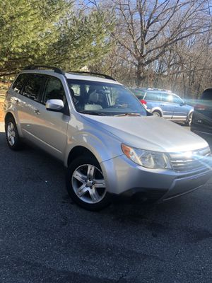 2010 Subaru Forester for Sale in Mansfield, MA