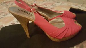 Unlisted Hot Pink heels for Sale in Wenatchee, WA
