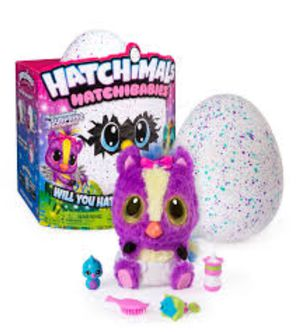 Hatchimals: Original price $59.99!!!! Box never opened. for Sale in Kissimmee, FL