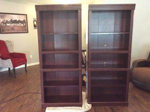 Two bookshelves for Sale in Houston, TX