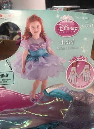 Disney Ariel Mermaid Dress up costume for Sale in Colora, MD