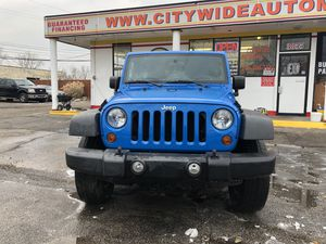 Unlimited Jeep Wrangler for Sale in Brooklyn, OH