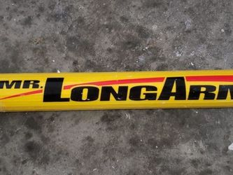 Mr Long Arm Telescopic Pole 23ft for Sale in Houston, TX