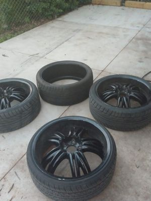 """20"""" universal rims for Sale in Rochester, MN"""