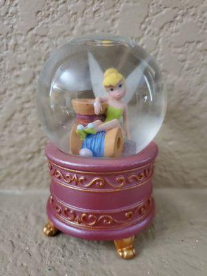 Disney Tinkerbell mini snowglobe for Sale in Stockton, CA