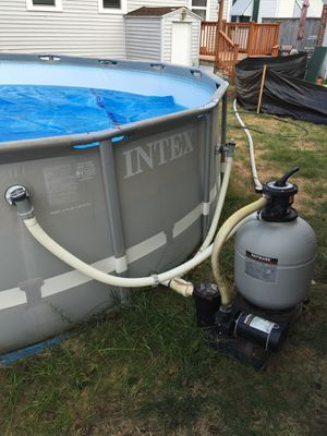 Pool filter pump Hayward for Sale in Cranston, RI