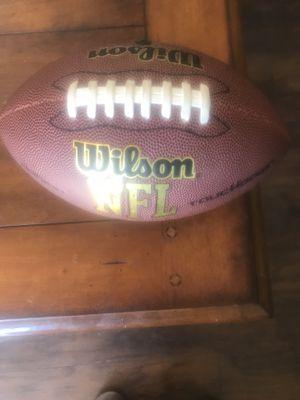 Wilson football for Sale in Vista, CA