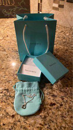 Tiffany open heart bracelet for Sale in Palm Desert,  CA