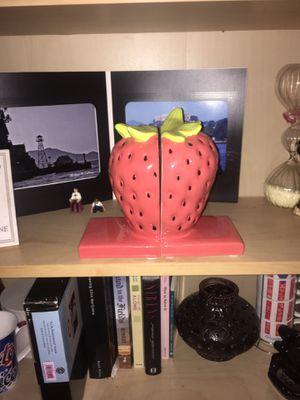 Strawberry Book Ends for Sale in San Diego, CA