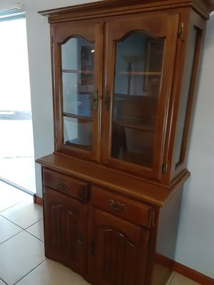 Lighted China Cabinet for Sale in Spring Hill, FL
