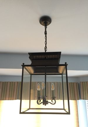 Kitchen table /island chandelier for Sale in Saint Charles, MO