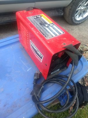 Portable century/Lincoln arc welder for Sale in Vancouver, WA