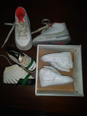 Baby sneakers for Sale in Millville, NJ