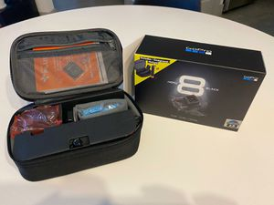 GoPro HERO 8 BLACK Action Camera Bundle for Sale in Dallas, TX
