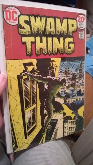DC comics swamp thing#7 for Sale in Poway, CA