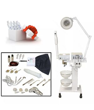 9 in 1 Professional Facial Machine Aromatherapy Steamer Skin Care Spa Beauty Salon Equipment NEW 2020 MODEL, FREE ($175 VALUE) SKIN CARE STARTER KIT for Sale in West Palm Beach, FL