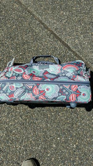 Duffle bag with wheels for Sale in Issaquah, WA