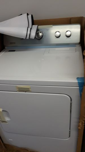 Maytag gas dryer brand new 6 months warranty for Sale in Halethorpe, MD