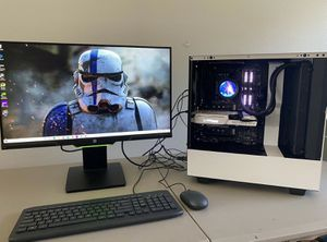 RTX 3070 gaming pc (Everything is included in the price)NO TRADE! for Sale in Orange, CA