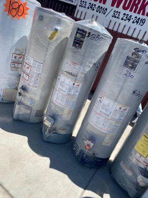 Water heater 40 gallons $175 garantia 1año for Sale in Los Angeles, CA