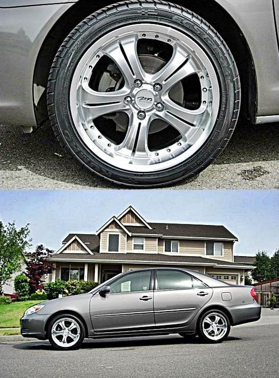 2005 Toyota Camry Price$600