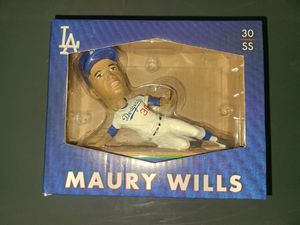 Dodgers Maury Wills bobblehead for Sale in Los Angeles, CA