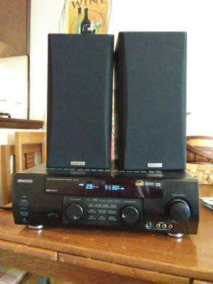 Kenwood Audio - Video Surround Receiver for Sale in Lynnwood, WA