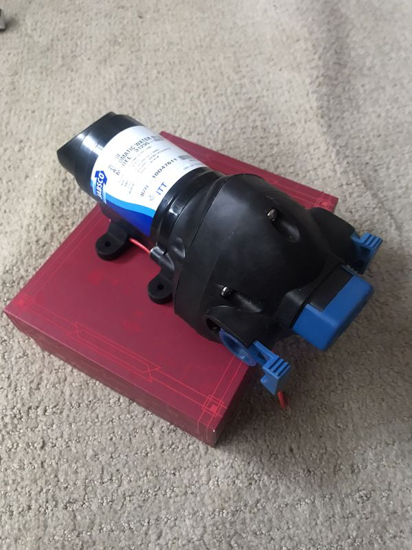 Jabsco water pump