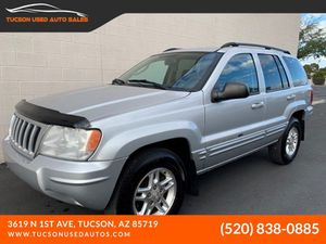 2004 Jeep Grand Cherokee for Sale in Tucson, AZ