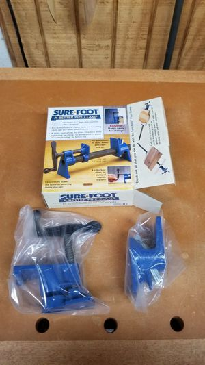 """Sure Foot 3/4"""" Pipe Clamp for Sale in Poway, CA"""