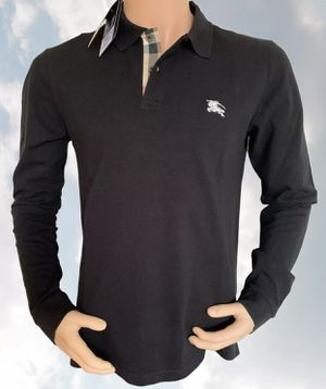 Burberry polo long sleeve for Sale in San Jose, CA