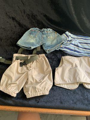 Build a bear cloths boys(hh) for Sale in Turlock, CA
