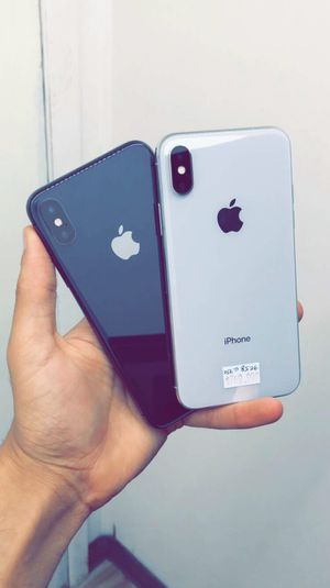 Apple iPhone X 64gb Factory Unlocked, Like New! Cyber Monday Sale! Nov 30th (11:30AM-6PM) for Sale in Arlington, TX