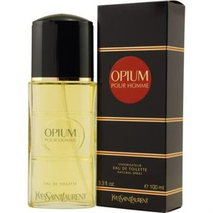 "FIRM $41.00 ""OPIUM"" FOR MEN BY YVES SAINT LAURENT, 3.3 OZ, COLOGNE SPRAY, SEALED for Sale in Manor, TX"