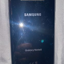 Boost Mobile Galaxy Note 8 for Sale in Chicago,  IL