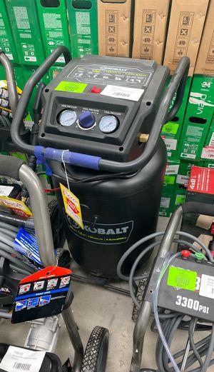 Kobalt 0332041 ‼️‼️‼️Air compressor SV for Sale in San Gabriel, CA