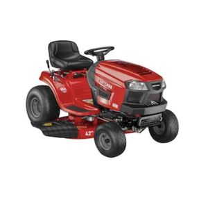 CRAFTSMAN T110 17.5-HP Manual/Gear 42-in Riding Lawn Mower with Mulching Capability (Kit Sold Separately) for Sale in Tukwila, WA