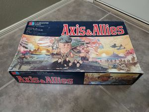 Vintage axis and allies board game for Sale in Yuma, AZ