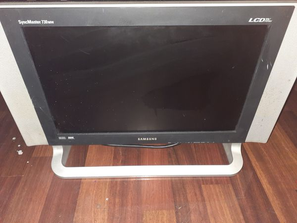 Samsung Syncmaster 730MW TV monitor